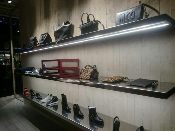 Alexander McQueen store in Spitalfields, London 1