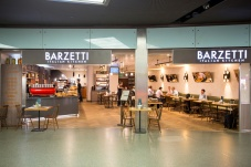 Barzetti in King's Cross, London2