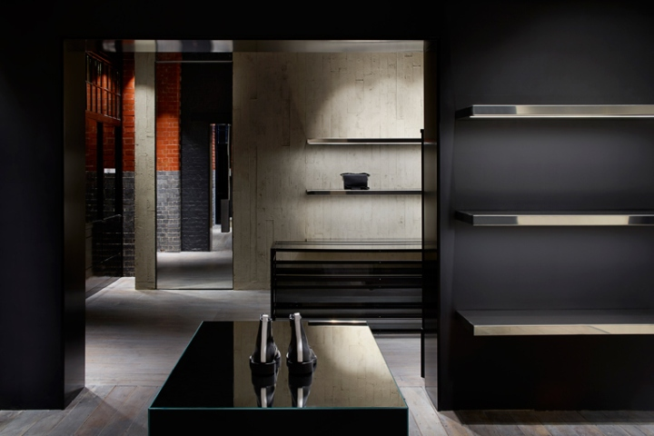 McQ Flagship Store in Spitalfields, London