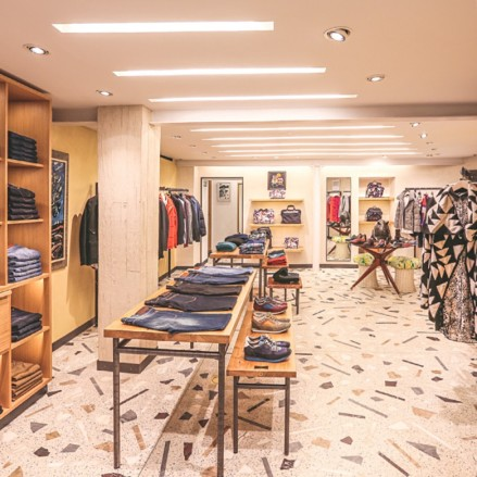 Paul Smith store in Notting Hill, London