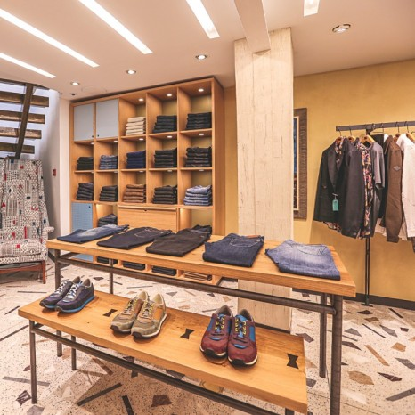 Paul Smith store in Notting Hill, London3