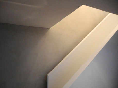 Image of Smooth clay top coat, private residence in Notting Hill