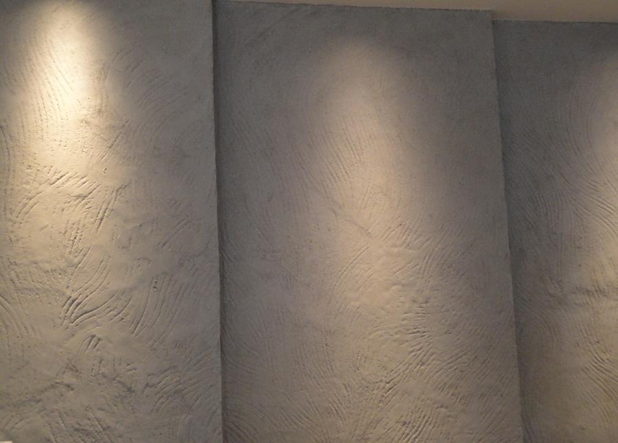Handprint clay finish, Nando's restaurant in Sutton Coldfield