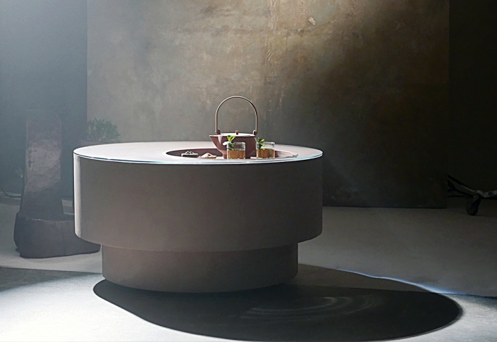 Guy-Valentine's-collaboration-with-Adam-Weismann-and-Sella-Concept-clay-table1