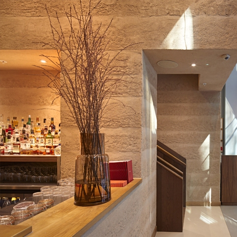 Sticks'n'Sushi_Restaurant_London_Victoria_Rammed_Earth_Effect_Clay_Finish_by_Guy_Valentine1