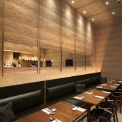 Sticks'n'Sushi_Restaurant_London_Victoria_Rammed_Earth_Effect_Clay_Finish_by_Guy_Valentine2