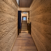 Sticks'n'Sushi_Restaurant_London_Victoria_Rammed_Earth_Effect_Clay_Finish_by_Guy_Valentine3