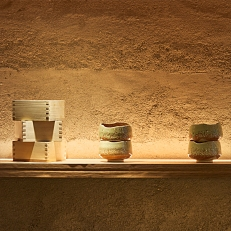 Sticks'n'Sushi_Restaurant_London_Victoria_Rammed_Earth_Effect_Clay_Finish_by_Guy_Valentine5