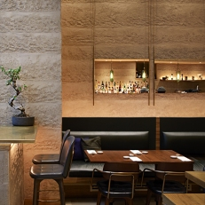 Sticks'n'Sushi_Restaurant_London_Victoria_Rammed_Earth_Effect_Clay_Finish_by_Guy_Valentine6