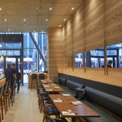 Sticks'n'Sushi_Restaurant_London_Victoria_Rammed_Earth_Effect_Clay_Finish_by_Guy_Valentine7